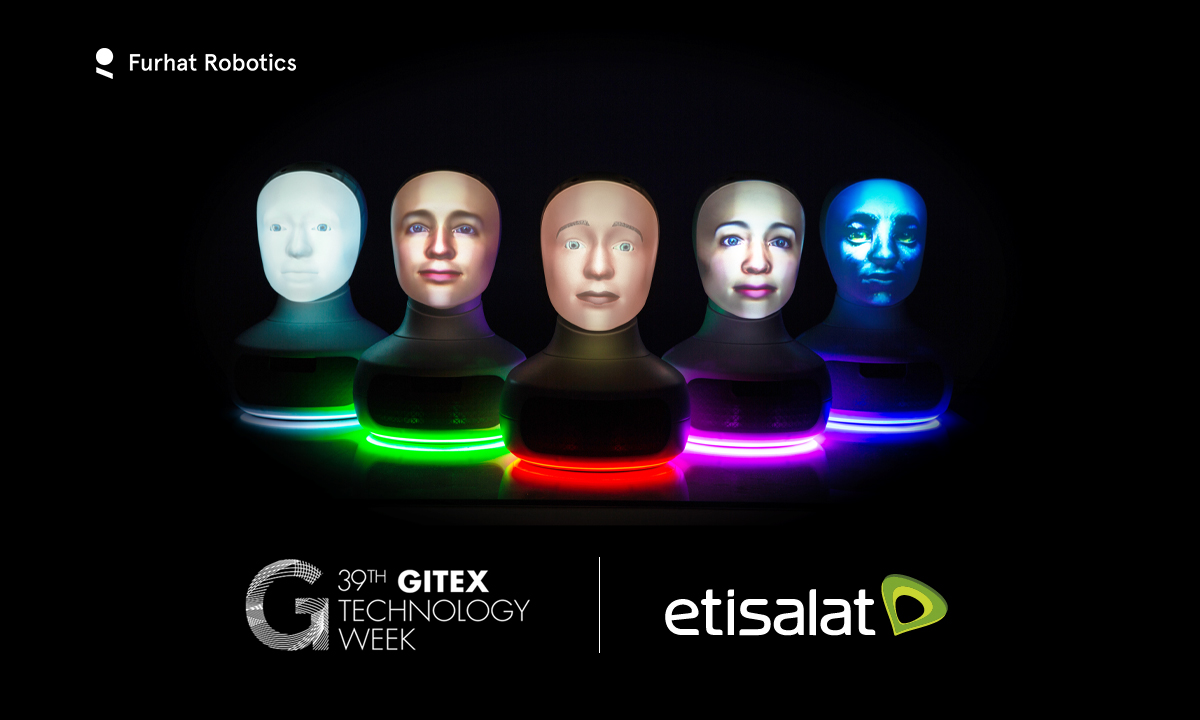 The world's most advanced social robot is coming to GITEX with Etisalat