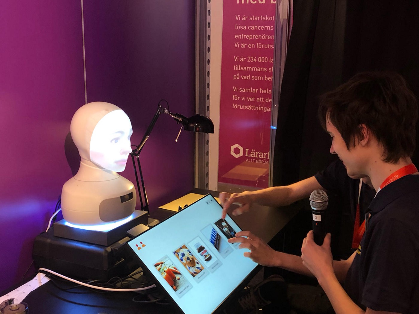 A robot in every classroom: Furhat's vision for education